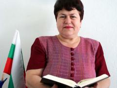 Irina Milcheva in office